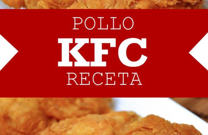 Receta Original De Pollo Kfc Cocimaniacos