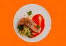 Receta del salmón con cítricos