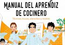 El libro de MasterChef 5: 'Manual del aprendiz de cocinero'