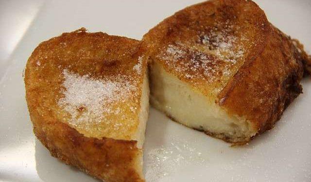 Receta: Torrijas de horchata de Chufa de Valencia