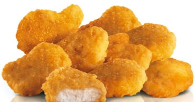 'Nuggets' de pollo