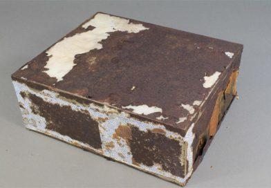 Un bizcocho de hace 106 años en la Antártida