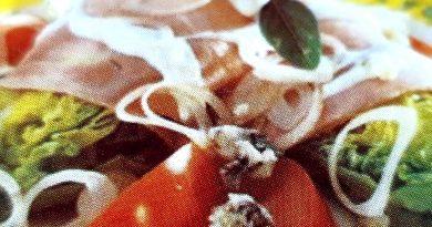 Ensalada de cogollos 15 min