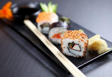 Los miércoles se cena Miss Sushi al 20% con Just Eat