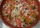 Salpicón de verduras