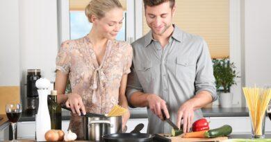 Consejos para tener una cocina cómoda y funcional en la que preparar deliciosos platos