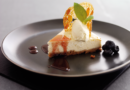 Parmigiano reggiano cheesecake